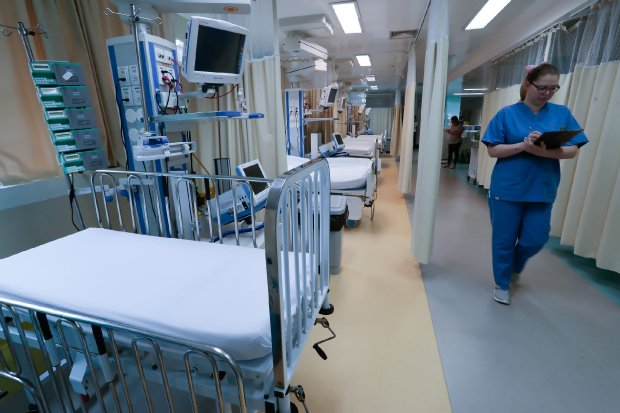 Estado busca ampliar número de leitos para pacientes com Covid-19 – Foto: Divulgação/Secom/ND