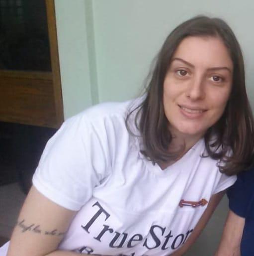 Marisa Geraldi está desaparecida desde o último domingo – Foto: Redes sociais/ND