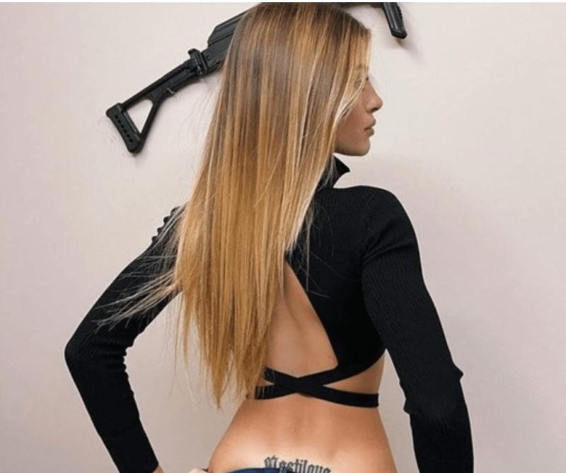 Chiara Nasti é modelo de destaque na Itália – Foto: Reprodução