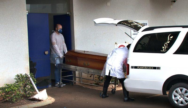 SC quebrou o recorde de mortes em 24h mais de três vezes somente em março – Foto: Arvito Concatto/NDTV