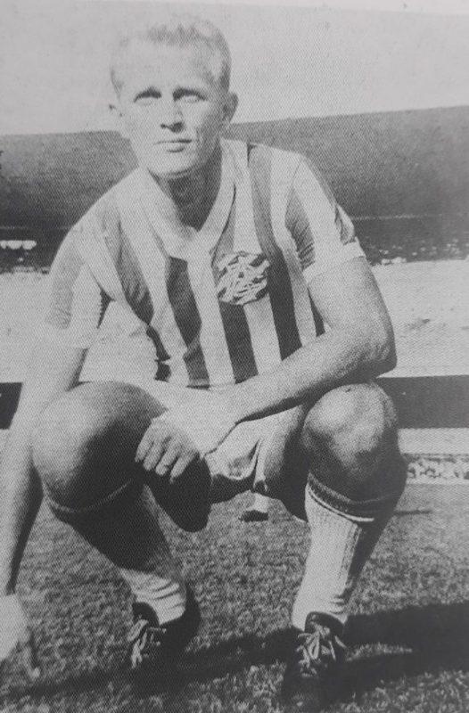 Norberto Hoppe: Artilheiro máximo do Catarinense em apenas uma temporada: 33 gols em 1966 – Foto: Norberto Hoppe/Reprodução Realidade