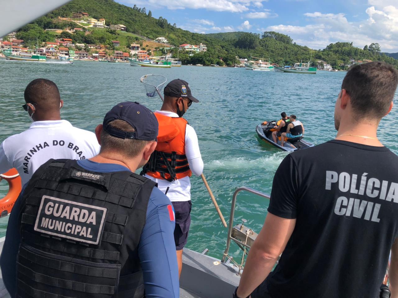 Operação lavrou três termos circunstanciados por posse de drogas - Polícia Civil/Divulgação