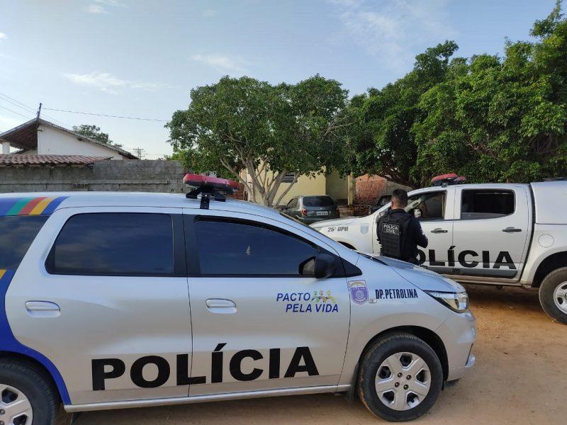 Operação identificou autor de ataque racista contra professor em Joinville – Foto: Polícia Civil/Divulgação