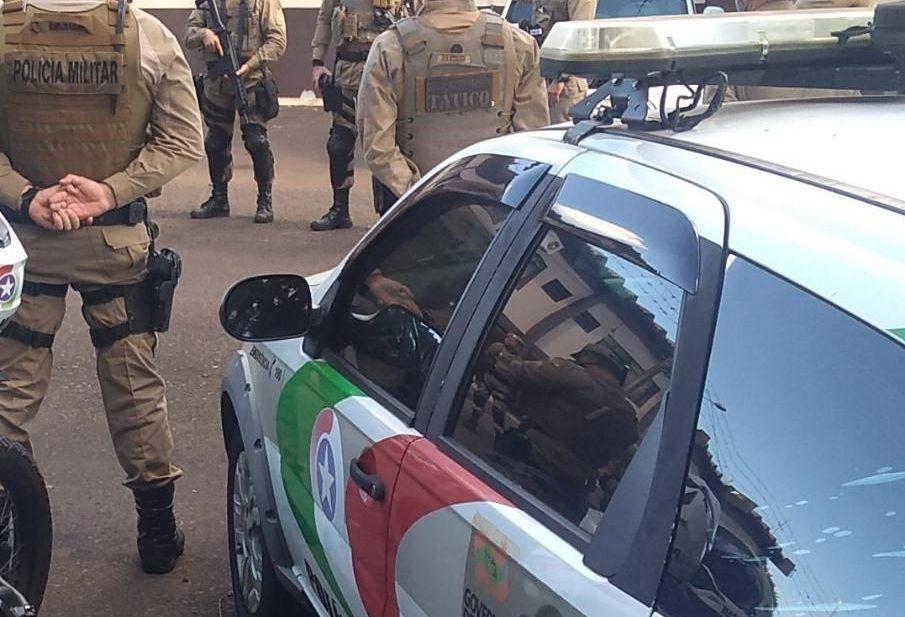 Operação ocorreu na tarde desta sexta-feira (19) - Polícia Militar/Divulgação/ND