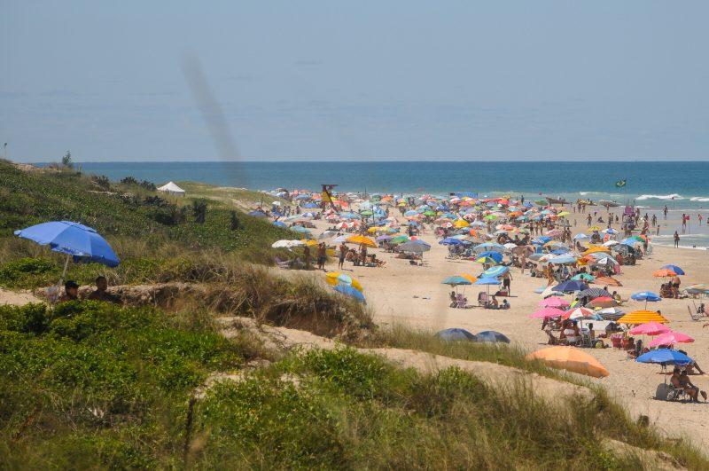 Praias foram destaque nos comentários positivos sobre Florianópolis – Foto: Leo Munhoz/ND