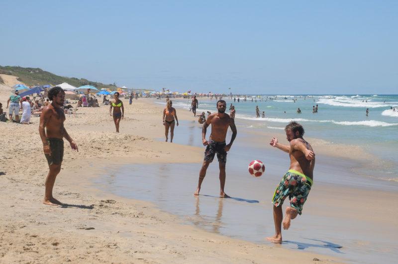 Prática de esporte, em todas as modalidades e condições, está liberada em todo o Estado – Foto: Leo Munhoz/ND