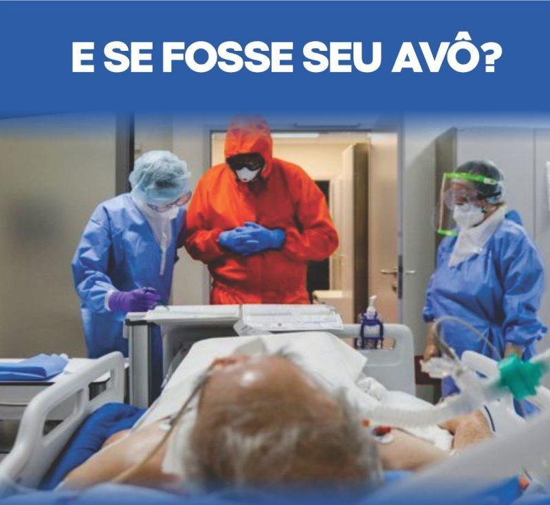 A prefeitura afirma que já começou a ver resultados na conscientização das pessoas, mas algumas pessoas ainda são resistentes. – Foto: Prefeitura de Xaxim/Divulgação/ND