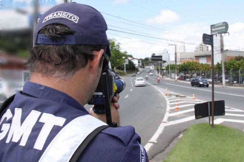 Câmara aprova projeto que proíbe uso de radares móveis em Blumenau – Foto: Divulgação / Prefeitura de Blumenau