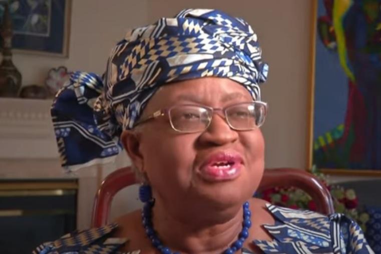 Ngozi Okonjo-Iweala – Foto: Reprodução/Youtube
