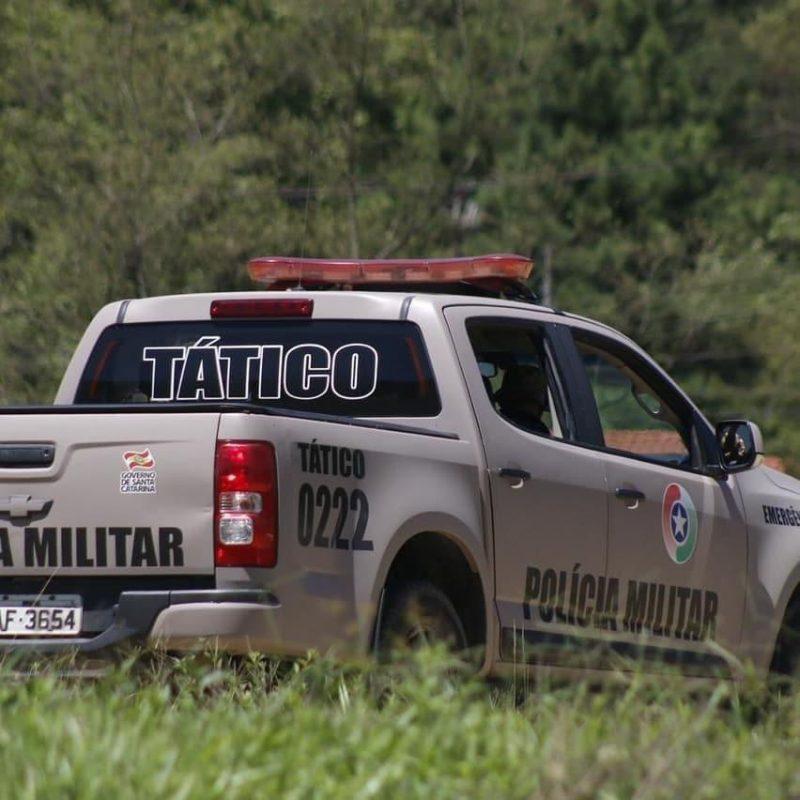 Um dos suspeitos morreu após um confronto com a polícia – Foto: BOPE/Divulgação/ND