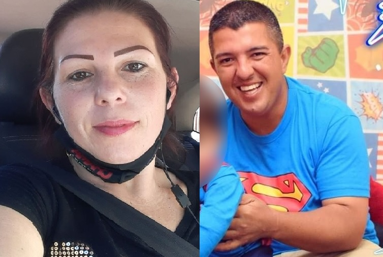 O casal desapareceu no dia 20 de janeiro deste ano – Foto: Arquivo Pessoal/ND