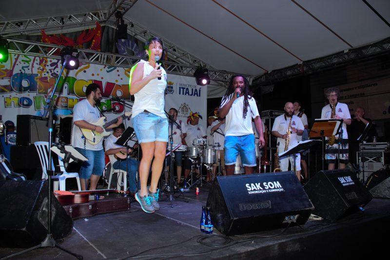 Siri na Lata comanda o Carnaval online em Itajaí – Foto: Prefeitura de Itajaí/Divulgação