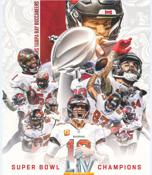 Super Bowl in Tampa – Foto: Reprodução Facebook NFL