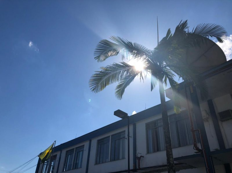 Calorão deve continuar na cidade pelos próximos dias – Foto: Felipe Vecchio/ND