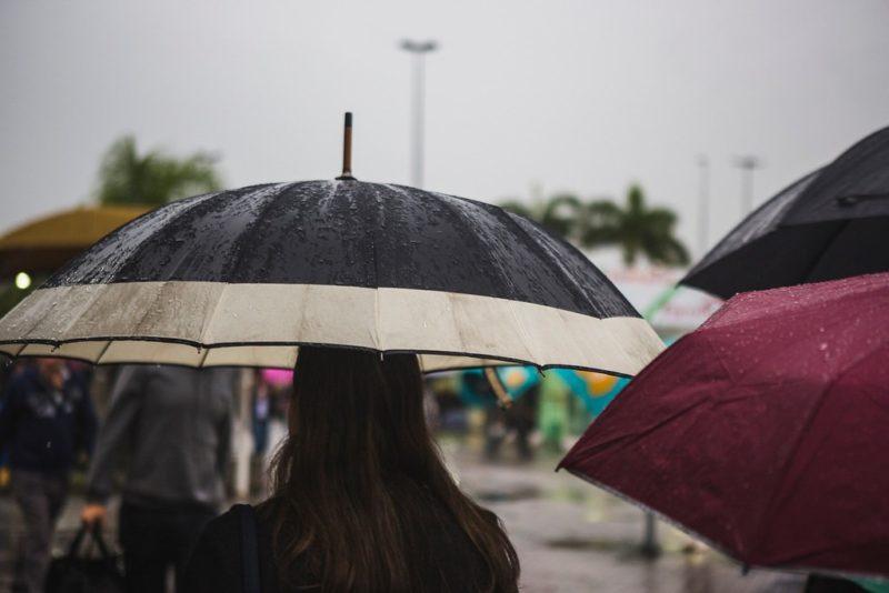 Há risco de temporais em algumas regiões do Estado – Foto: Daniel Queiroz/Arquivo/ND