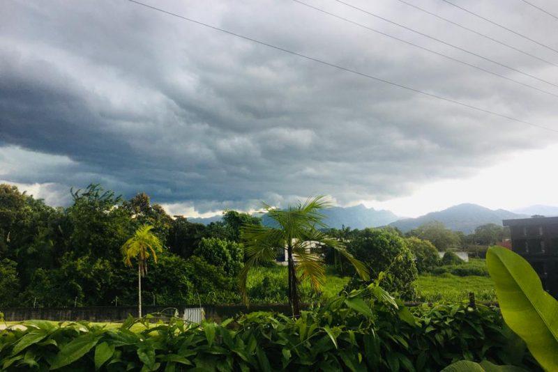 Segunda-feira será marcada por altas temperaturas e chuva em SC – Foto: Raquel Schwarz/ND