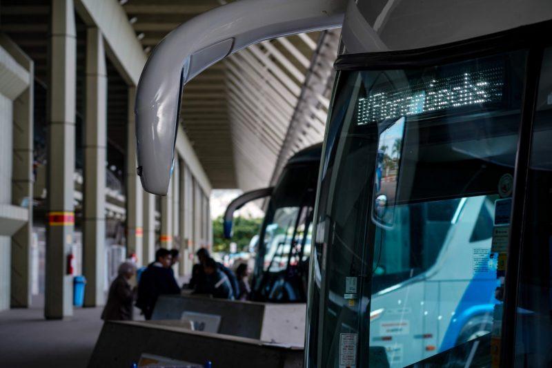 Terminal Rodoviário Rita Maria, em Florianópolis – Foto: Ricardo Wolffenbüttel/Divulgação/ND