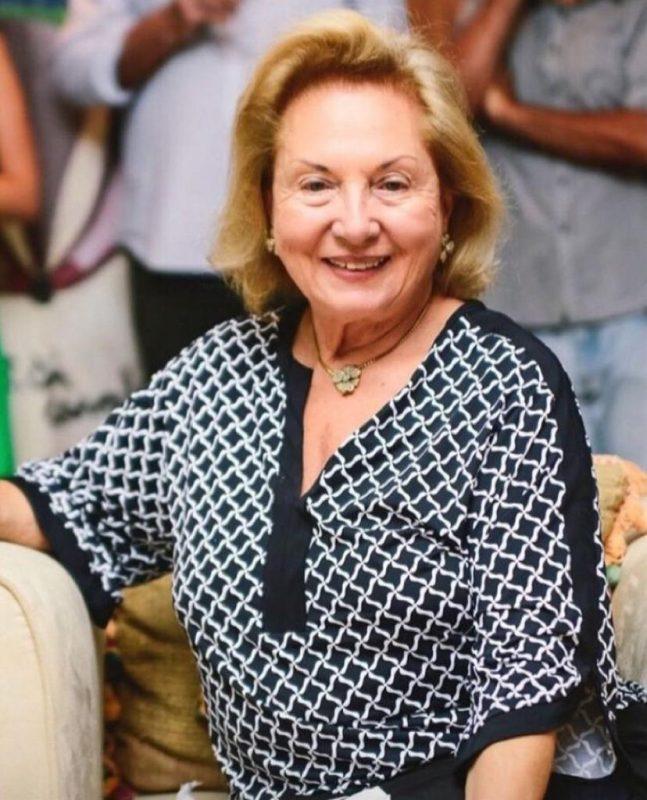 Therezinha Heodete Borges de Freitas era viúva do empresário Manoel Dilor de Freitas (in memorian). Foto: Arquivo da família.