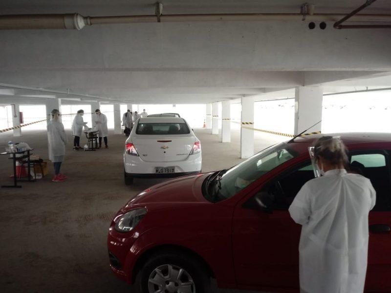 Vacinação de idosos com mais de 80 anos começa neste sábado (27) – Foto: Prefeitura de Brusque/Divulgação