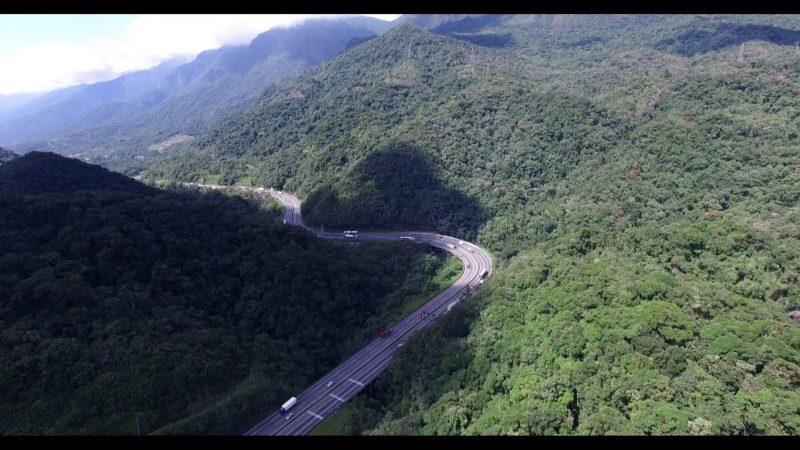 Serra da BR-376 é um dos trechos mais perigosos do Sul do país – Imagens cedidas por Marcelo Tomazelli