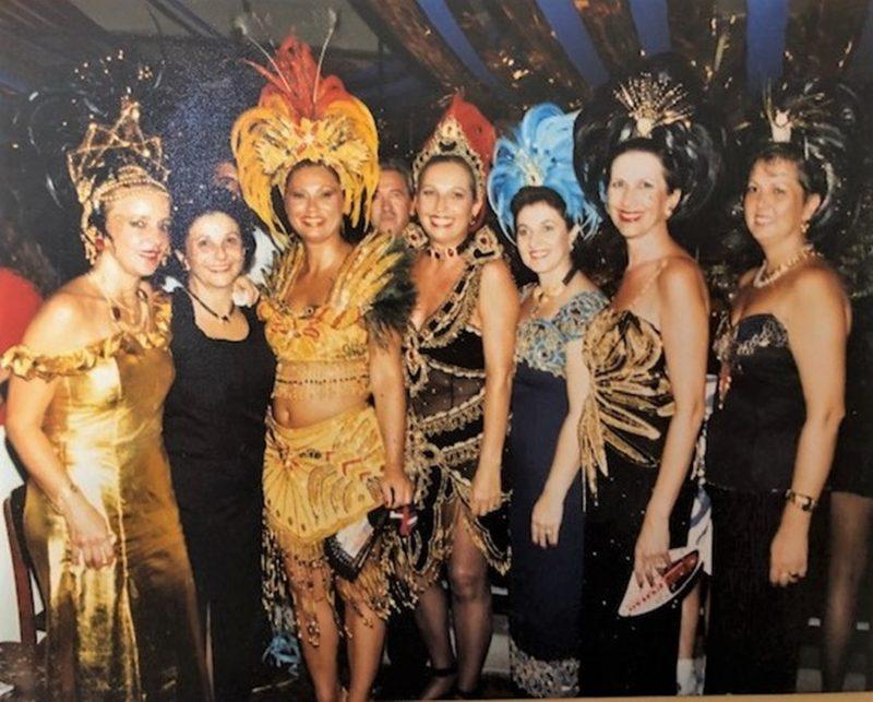 Luxo no Carnaval do Paula Ramos Esporte Clube – Foto: Norton JJr/Divulgação/ND