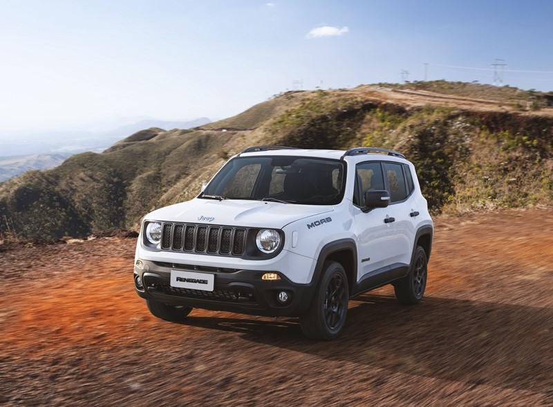 5- Jeep Renegade: 12.925 unidades - Foto: Divulgação/Jeep/Garagem 360/ND