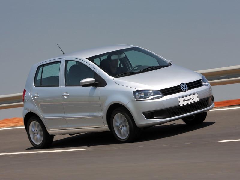 7- Volkswagen Fox: 21.733 unidades - Foto: Divulgação/VW/Garagem 360/ND