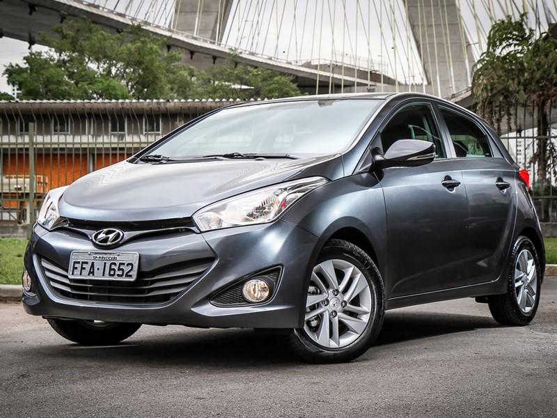 14- Hyundai HB20: 16.129 unidades - Foto: Divulgação/Hyundai/Garagem 360/ND