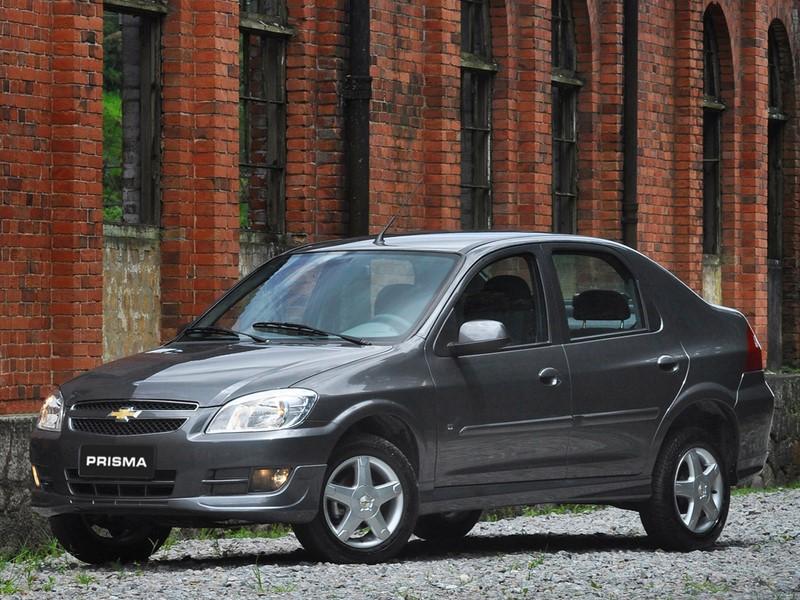 18- Chevrolet Prisma: 13.185 unidades - Foto: Divulgação/Chevrolet/Garagem 360/ND