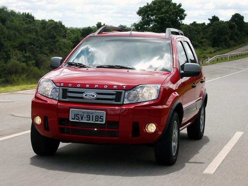 20- Ford EcoSport: 12.572 unidades - Foto: Divulgação/Ford /Garagem 360/ND