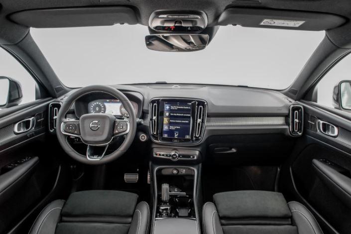 Conheça o Volvo XC40 T5 Plug-In Hybrid, um moderno SUV híbrido – Foto: Divulgação/ND