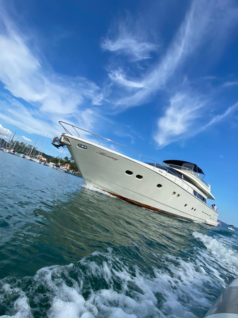 Compartilhamento reduz em até 85% o custo das embarcações - Arquivo Pessoal/Divulgação