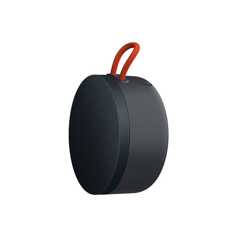 Caixa de som à prova d'água de 4w, da Xiaomi - Crédito: Divulgação/Xiaomi/33Giga/ND