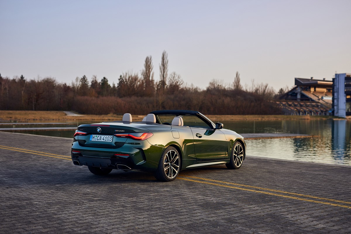 BMW confirma 430i Cabrio no Brasil - Foto: Divulgação/BMW/Garagem 360/ND
