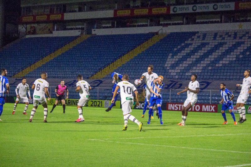 Avaí é melhor e vence o clássico diante do Figueirense. Getúlio marcou o gol – Foto: André Palma Ribeiro/Avaí FC