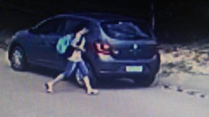 Adolescente de 12 anos desapareceu e rodou 400 km em carro de aplicativo – Foto: Reprodução/ RIC Record TV)