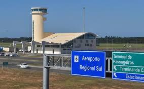 Aeroporto de Jaguaruna tem voos para o Sul do Estado – Foto: Aeroporto Jaguaruna