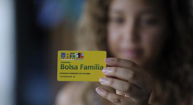 O Bolsa Família vai começar a receber a primeira parcela do novo auxílio emergencial a partir de 16 de abril