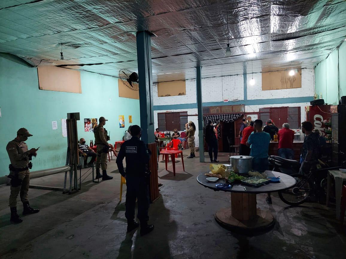 Fiscalização continua neste sábado (13) - Prefeitura de Chapecó/ND