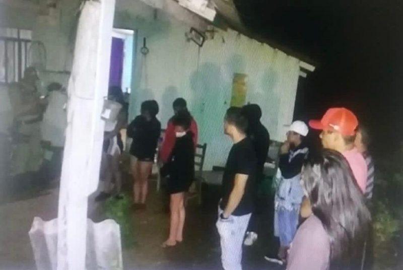 Trinta e duas denúncias foram registradas na noite deste sábado (6) – Foto: Força Tarefa/ND