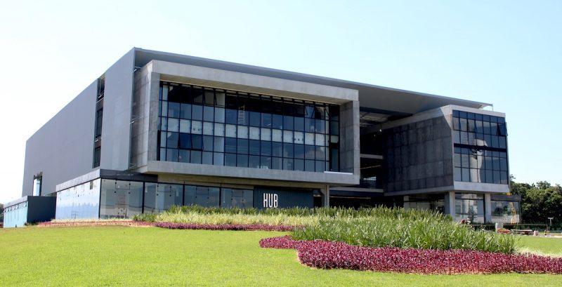 Ágora Tech Park é um dos locais que estimulam a inovação em Joinville – Foto: Divulgação/ND