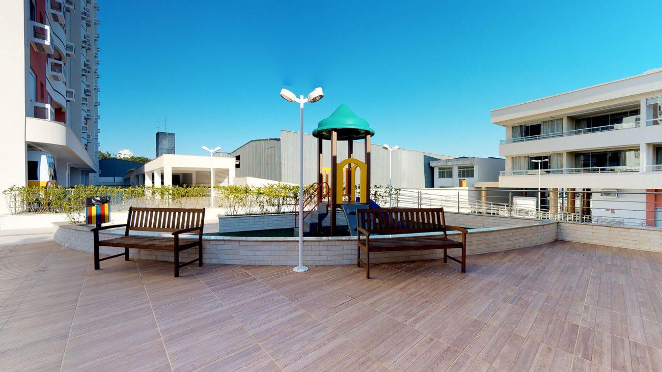 Boa localização e segurança devem ser observados na escolha do apartamento ideal - Divulgação/AM Construções