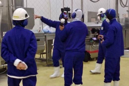 Companhia passou a adotar a tecnologia em meio a pandemia. – Foto: BRF/Divulgação/ND