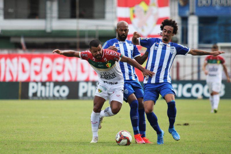 Brusque vence o Avaí no Augusto Bauer: 2 a 0 – Foto: Lucas Gabriel Cardoso/Brusque FC – Foto: Foto: Lucas Gabriel Cardoso/Brusque FC