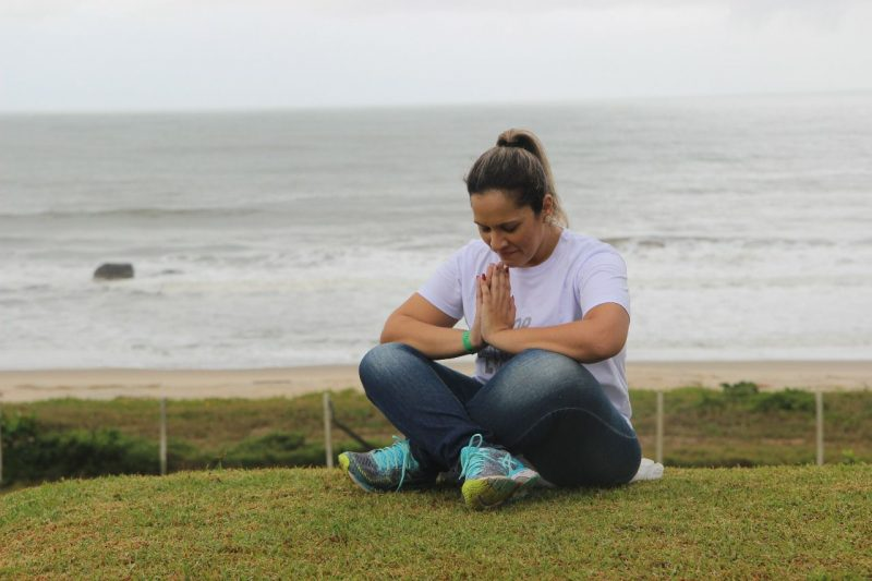 Camila Martins tinha 31 anos e estava internada na UTI em Indaial – Foto: Reprodução/Redes sociais