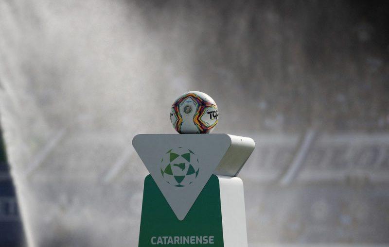 Campeonato Catarinense – Foto: Leonardo Hübbe/CA Tubarão
