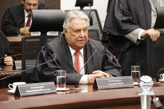 Carioni integra o Poder Judiciário representando os advogados – Foto: arquivo