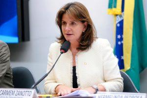 Carmen aceitou o desafio como missão frente a pandemia – Foto: arquivo