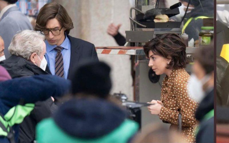Cenas do making off do filme – Foto: Reprodução