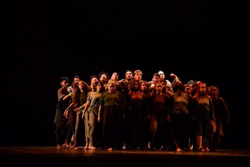 Festival de Dança de Joinville é considerado o maior do mundo pelo Guinness – Foto: Nilson Bastian/ND